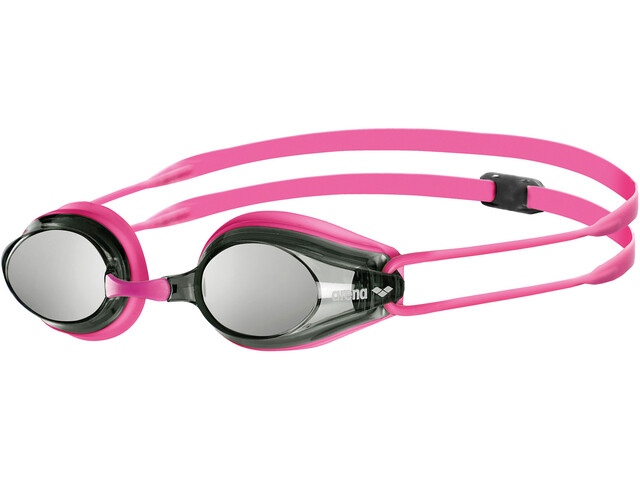 arena Tracks Lunettes de protection, white-smoke-fuchsia